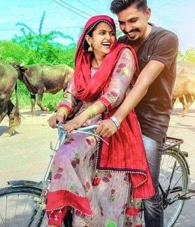 Anshu Choudhary boyfriend