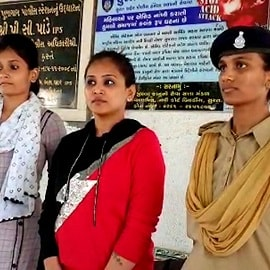 Kirti Patel Arrested