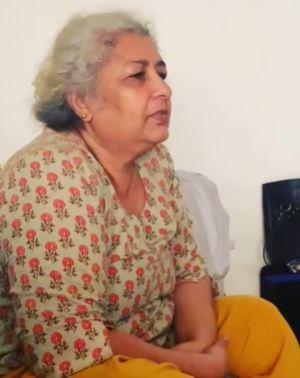 RJ Devaki mother